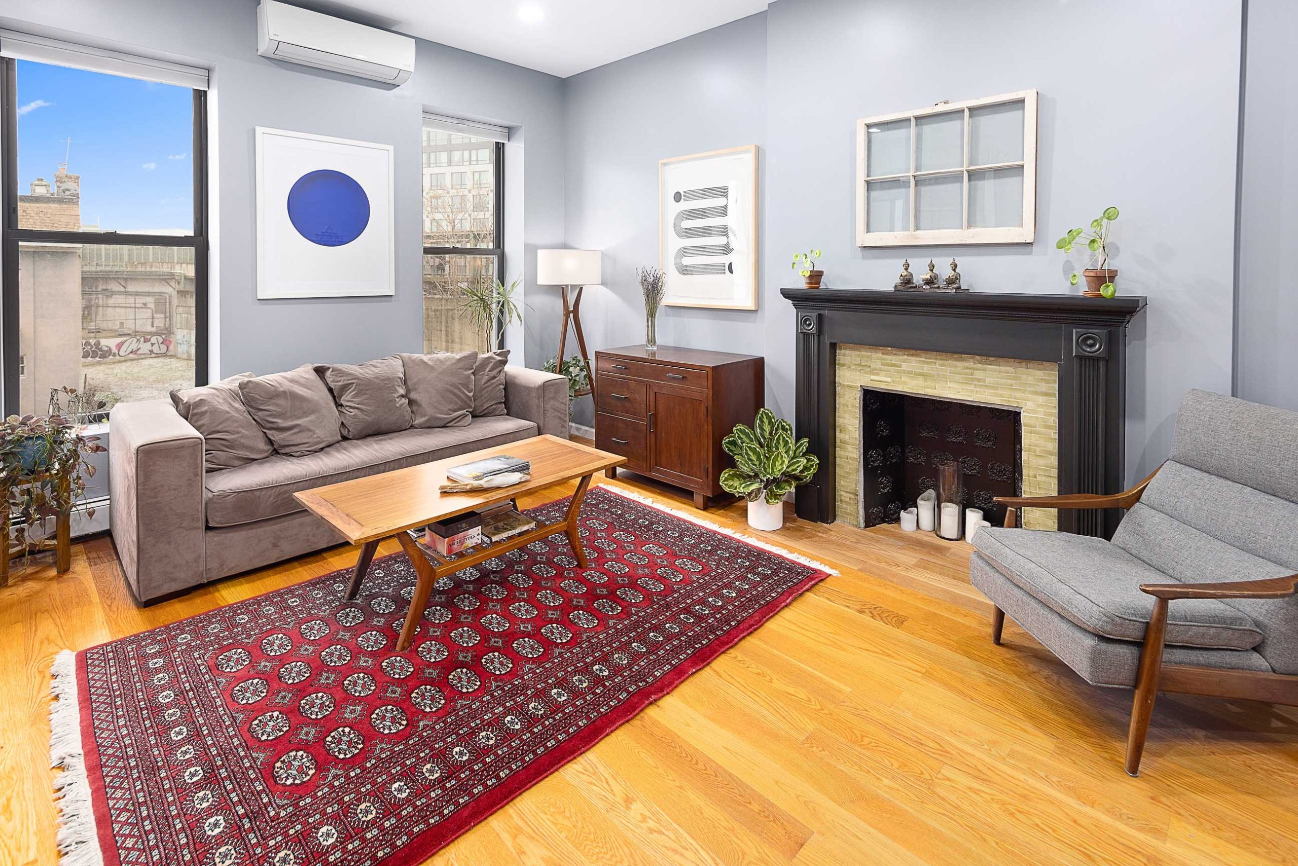 RENTED: 208 Lefferts Place - Bedford Stuyvesant
